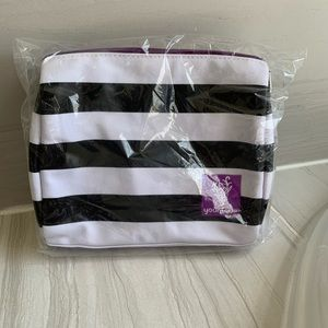 NEW IN BOX Younique Makeup Bag